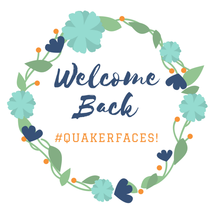 Welcome Back #QuakerFaces!