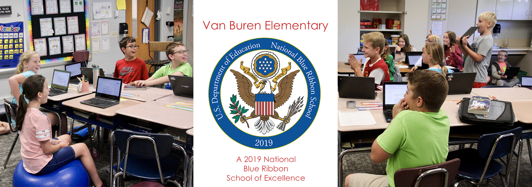 Van Buren Elementary: A 2019 National Blue Ribbon School of Excellence
