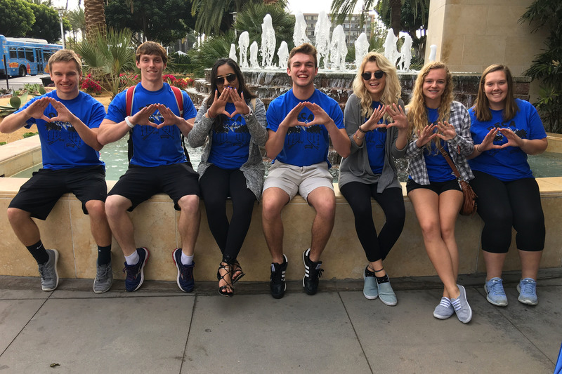DECA students fare well at international competition